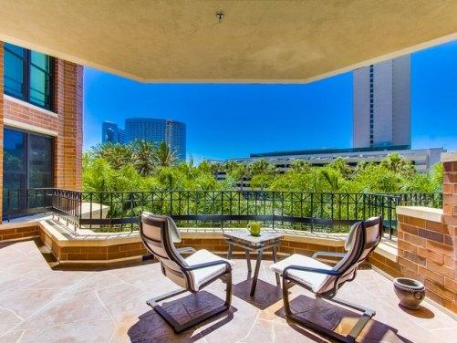 Cityfront Terrace San Diego