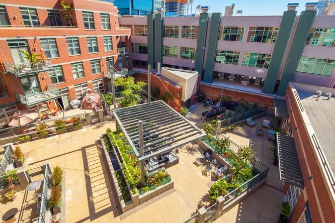 877 Island Ave San Diego CA-small-004-6-park lofts 511 12-666x445-72dpi