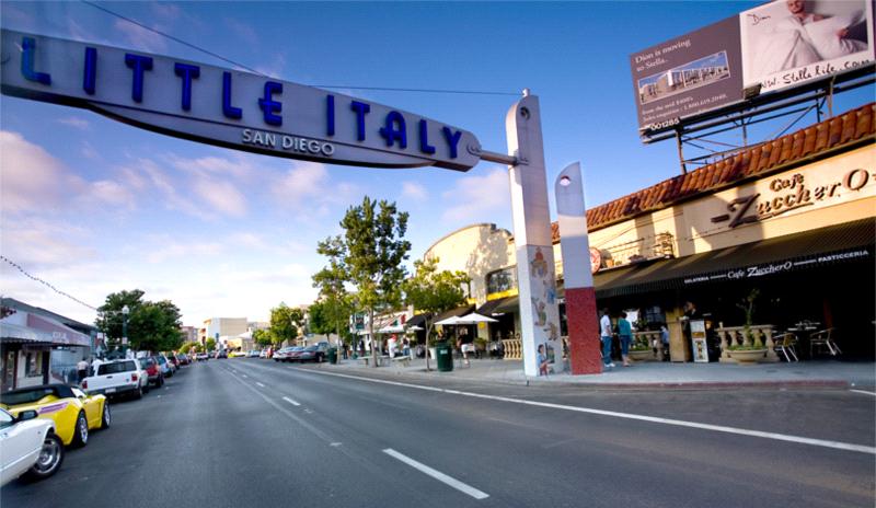 little italy condos San Diego