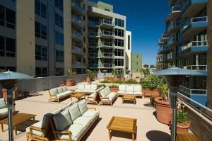 Park Terrace Deck