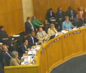 San Diego City Council Meeting