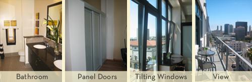 solara lofts features