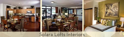solara lofts interiors