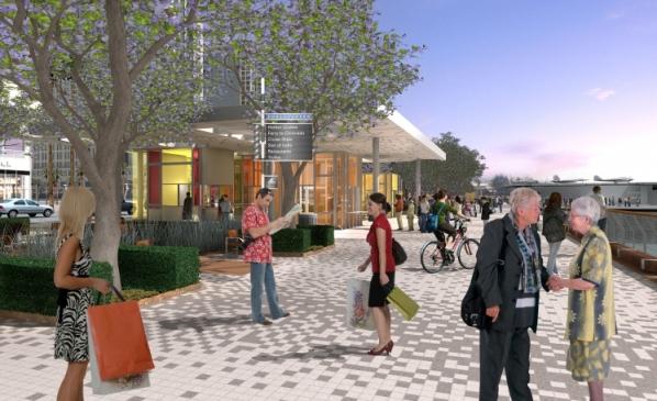 North Embarcadero Visionary Plan Phase 1