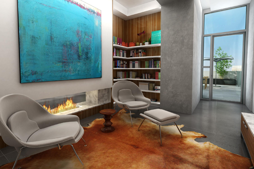 Mark Penthouse Rendering