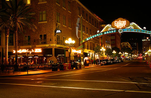 Downtown San Diego's Gaslamp Quarter Monthly Tour ...