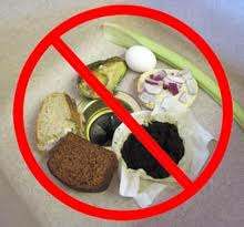 in addition to things that should not be flushed there is also a list of things that should not go down the garbage disposal and kitchen sink - Garbage Disposer