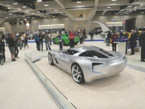 See the 2012 concept cars at the 2012 San Diego International Auto Show
