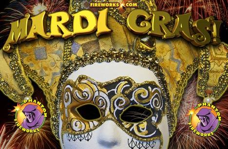 Mardi Gras – Fat Tuesday – Gaslamp San Diego